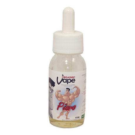 Fiole e-liquide Piero par Orgasmic vape
