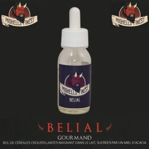 E-liquide Belial par Mighell's Finest